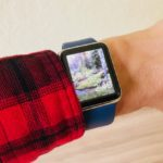 How to set photo as Apple watch face