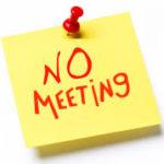 No Apple Plus Meetings Over Summer