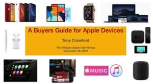 Apple Buyer's Guide