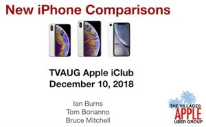 iPhone Comparison Presentation