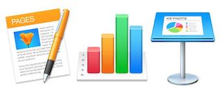 New Features to Pages, Numbers, Keynote