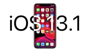 Apple Now Planning to Release iOS 13.1 and iPadOS on 9/24