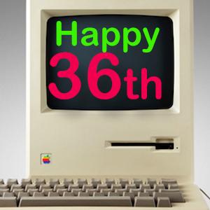 Happy 36th