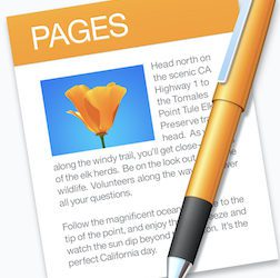 Pages, Numbers, Keynote v10