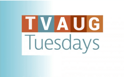TVAUG Tuesdays – Q & A Meeting