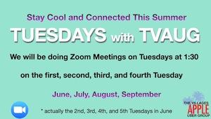 TVAUG on Tuesdays