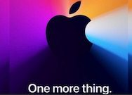 Apple announces Nov. 10 'One More Thing' Event
