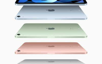 Apple unveils all-new iPad Air with A14 Bionic