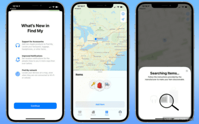 Apple Officially Takes the Wraps off 'Find My Items' in iOS 14.5 Beta 3