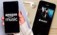 Apple Music vs. Amazon Music: Which music service wins?