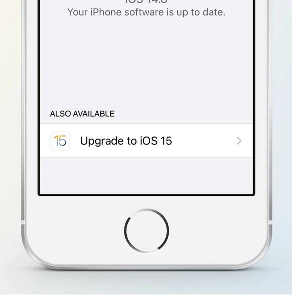 stay on iOS 14 a little longer