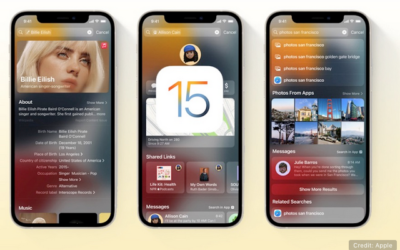 iOS 15 Officially Released with These 7 Exciting New Features